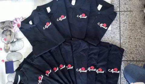 ARKOCOM marqage textile-polo-tshirt TEXTIL-RESTAURANT-ARKOCOM