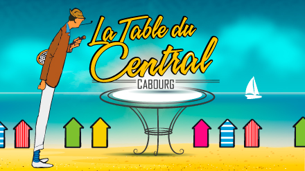 LA-TABLE-DU-CENTRAL by ARKOCOM