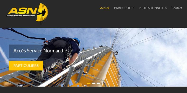 SITE Accès Service Normandie