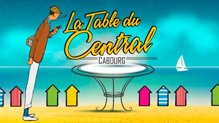 LA-TABLE-DU-CENTRAL by ARKOCOM