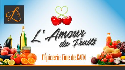 L'AMOUR-DU-FRUITS by ARKOCOM